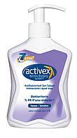 Мыло жидкое антибактериальное для чуствительной кожи Activex, 300 мл