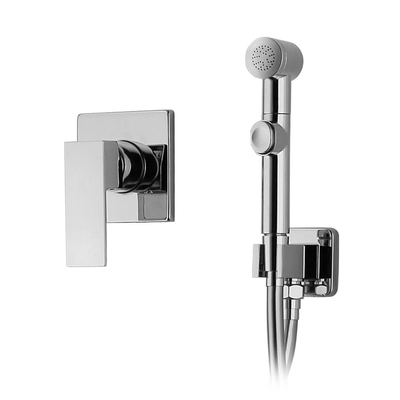 LEON набор (смеситель скрытого монтажа с гигиеническим душем)