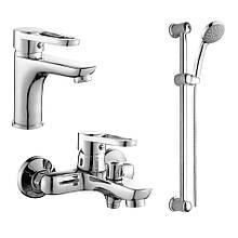 KINK набор смесителей для ванны (RBZZ003-1-3-0411)