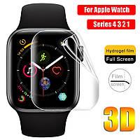 Противоударная пленка USA для смарт часов apple watch 3 ( 42мм )
