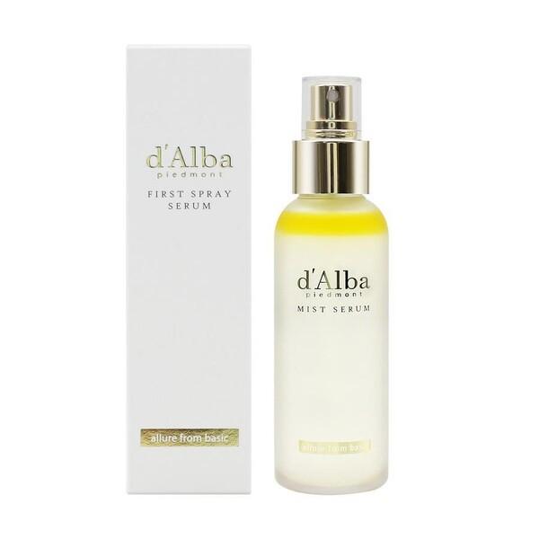 Сыворотка-мист с белым трюфелем d'Alba First Spray Serum White Truffle, 100 мл.