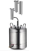 Аппарат Козачок с 2-мя сухопарниками с баком на 35 литров