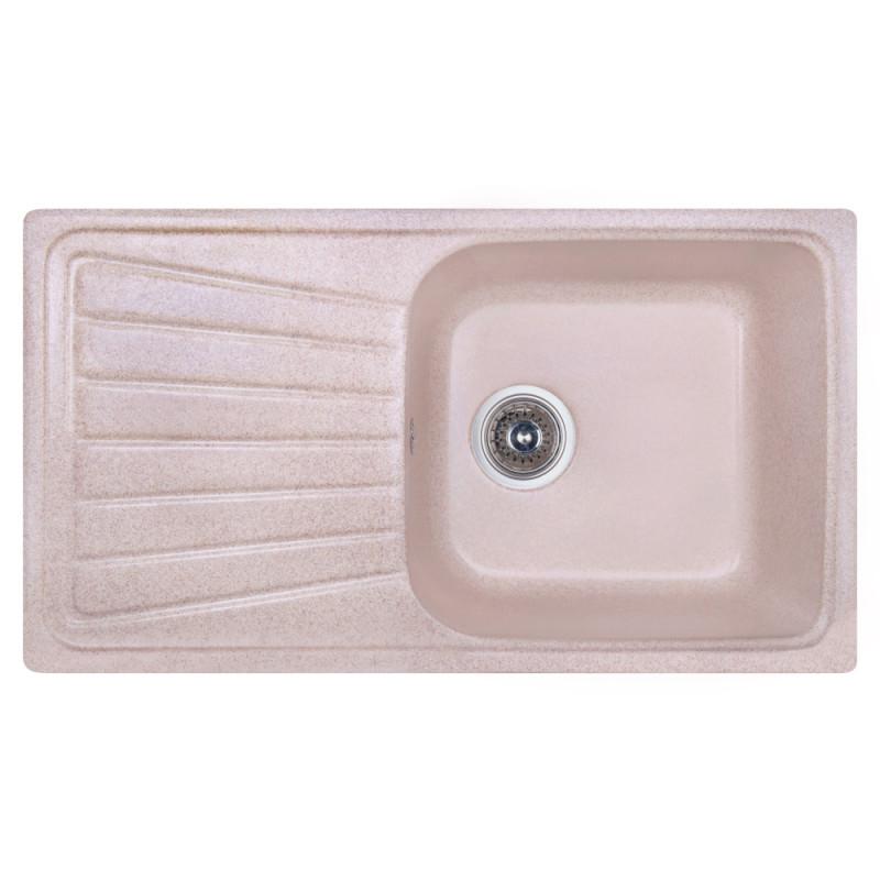 Кухонна мийка Fosto 8146 SGA-806 (FOS8146SGA806)