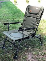 Кресло карповое Novator SR-2 + ГАРАНТИЯ