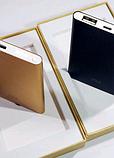 Павербанк Супер тонкий! Power Bank Xiaomi Mi Slim 12000 mAh (Серебристый, черный), фото 6
