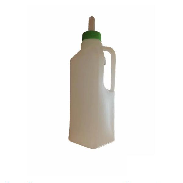 Пляшка з соскою для випоювання ягнят та козенят (850 мл)