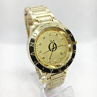 Часы женские наручные Pandora (Пандора), цвет золотистые ( код: IBW388Y ), фото 1