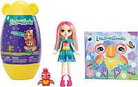 Enchantimals Peeki Parrot Doll & Sheeny Кукла энчантималс Папугай Пики с домиком, фото 1