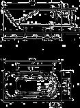 MIRRA ванна 150*75см прямоугольная , с ножками SN0 и элементами крепления, фото 2
