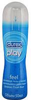 Интимная гель-смазка Durex Play Feel (Дюрекс) 50 мл.