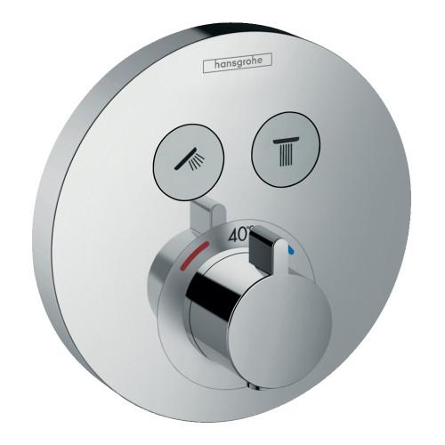 SHOWER Select S термостат на 2 потребителя, СМ