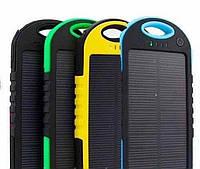 Power Bank solar 30000 mAh Павербанк на солнечных батареях