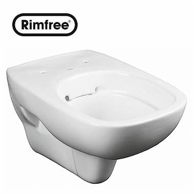 STYLE Rimfree унитаз подвесной (пол.)