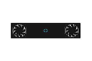 Бактерицидный рециркулятор воздуха UVAC - 60 чёрный