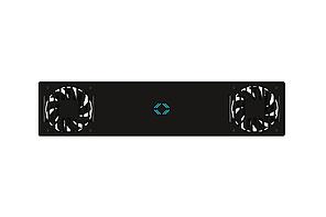 Рециркулятор бактерицидний повітря UVAC - 60 чорний