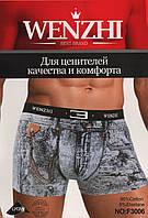 Мужские трусы Wenzhi - 25.50 грн./шт. (хлопок, NO:3006), фото 1