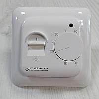 Терморегулятор механический IN-THERM RTC 70.26 для теплого пола