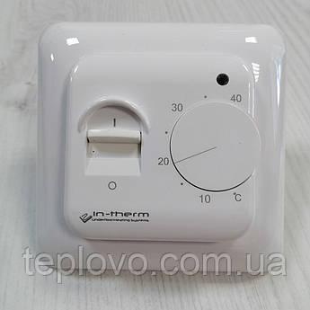 Терморегулятор механічний IN-THERM RTC 70.26 для теплої підлоги