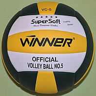 М'яч волейбольний Winner VC-5 Super soft, фото 1