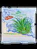 Желена Морская соль для ванн с пеной и каолином «Лемонграсс» 500г
