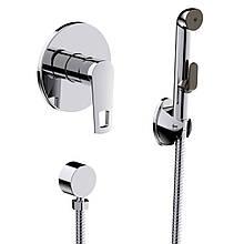 BENITA набор (смеситель скрытого монтажа с гигиеническим душем)