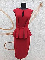 Женское платье Вечернее приталенное Clozet   Летние женские платья   Сукні жіночі літо