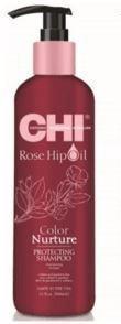 Шампунь для фарбованого волосся CHI Rose Нір Oil