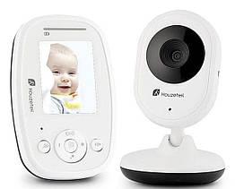 Відеоняня Houzetek 820 камера, монітор, аудіозв'язок, температура