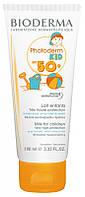 Bioderma Photoderm Kid Lait SPF 50+ Солнцезащитное Молочко Для Детей SPF 50+ От 1 года ФРАНЦИЯ