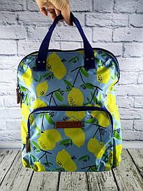 Рюкзак-сумка молодіжний Citrus 556887 19599Ф YES