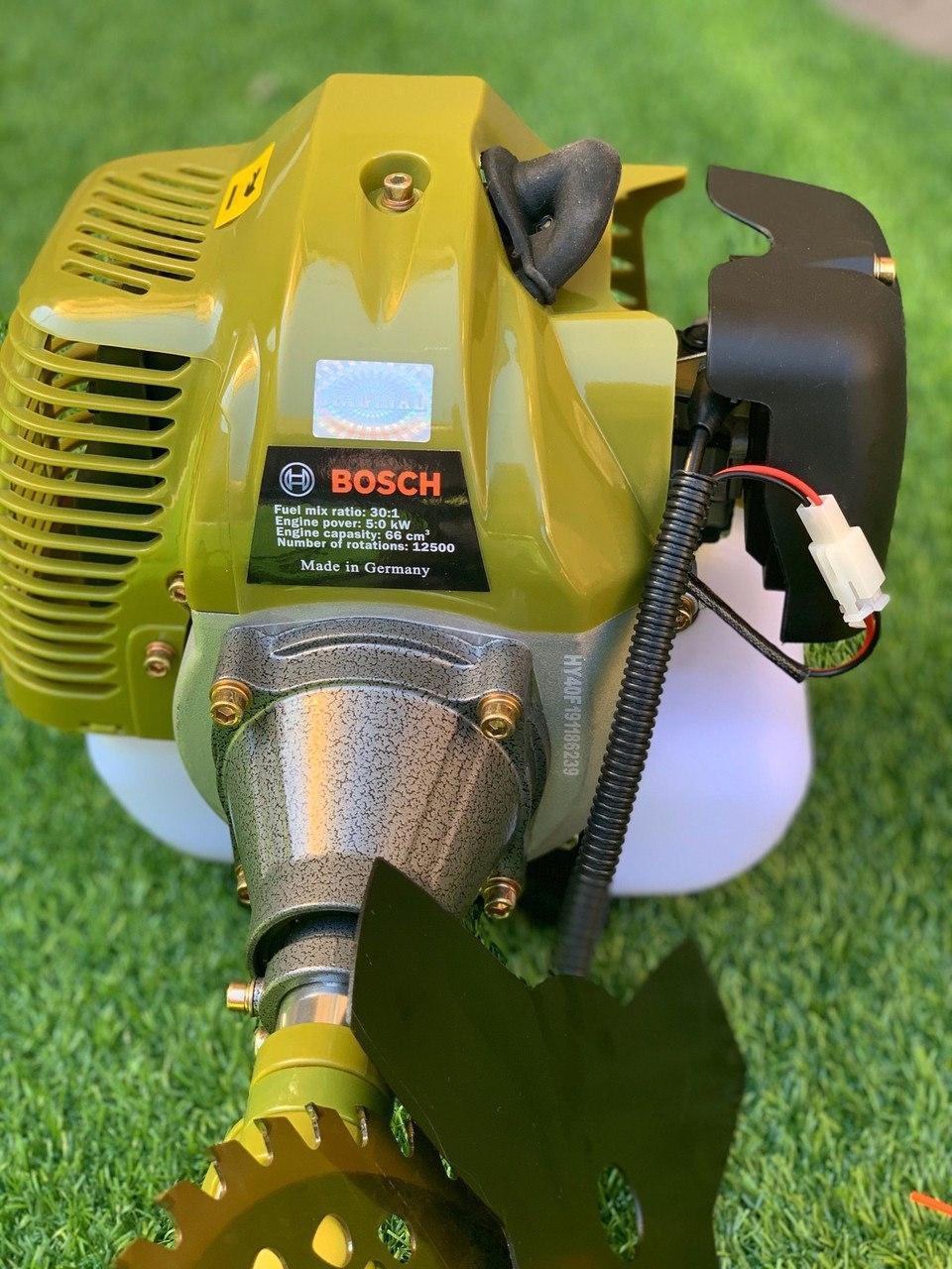 Бензокоса Bosch GTR 66 5.2 кВт