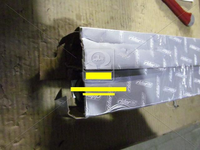 Амортизатор подв. FIAT DUCATO (до 1,4 т) 94-02 задн. газ. (RIDER) (без упаковки)