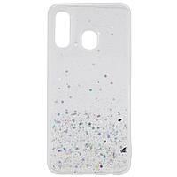 TPU чехол Star Glitter для Samsung Galaxy A40 (A405F)