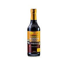 Соус соевый темный Премиум (соевый соус 10%) Lee Kum Kee 500 мл