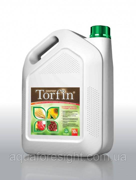 Торфін (Tofrin) - біодобриво для відновлення структури грунту (10 л)