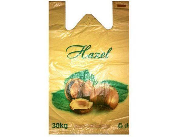 Полиэтиленовые пакеты «Персик» средние-большие (30 кг/ 28*43) 50шт.