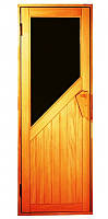 Дверь для бани и сауны  Авангард Новая 1900 х 700, фото 1