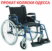 Прокат инвалидной коляски аренда кресла каталка вес до 80кг. Одесса 0674883498 Татьяна