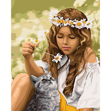 Картина по номерам Наедине с природой КНО4706 40*50см Идейка, фото 2