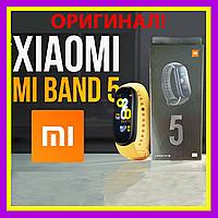 Фитнес-трекер Xiaomi Mi Smart Band 5 Black Global  фитнес трекер ксяоми ми бенд 5 опт