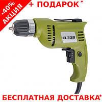 Дрель безударная ELTOS ДЭ-550 для домашнийх и профессиональных работ