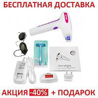 Фотоэпилятор (лазерный эпилятор) Umate T-006  для лича и тела с технологией IPL