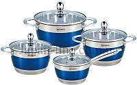 Набор посуды Rainstahl RS 1818-08 Blue, фото 1