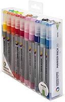Набор маркеров на водной основе MTN WB 5 мм (20 шт./20 цветов) | Montana Colors