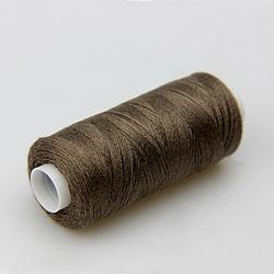 Нитки швейные 40/2 Kiwi 400 ярдов тон 363 светло-коричневый