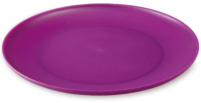 Тарелка пластиковая мелкая Ucsan 21 см