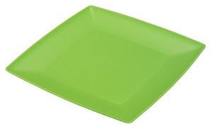 Тарелка пластиковая мелкая Ucsan 19 см