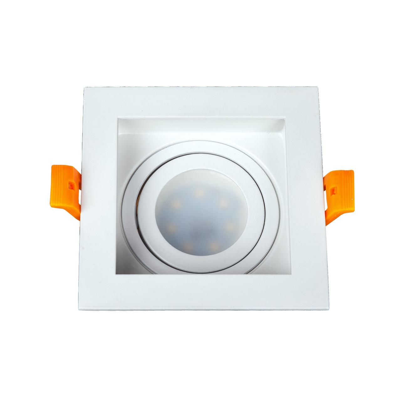 Точечный врезной светильник Levistella 9055504 WH