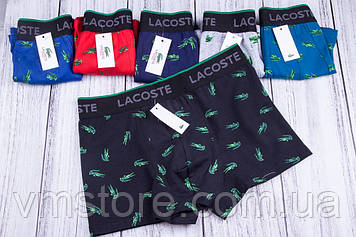 Трусы мужские в стиле бренда Lacoste