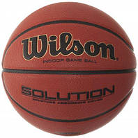 Мяч баскетбольный Wilson SOLUTION FIBA 5 (B0676X)